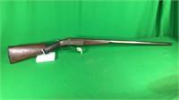 12 Ga. Iver Johnson Single Shot Shotgun- Used
