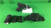 9x19 Glock Pistol- Model 43- Used