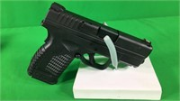 9 X19 Springfield Armory XPs Pistol - Used