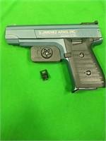 9 MM Jimenez Arms Inc  Model J A  Nine Pistol | Bid-N-Buy