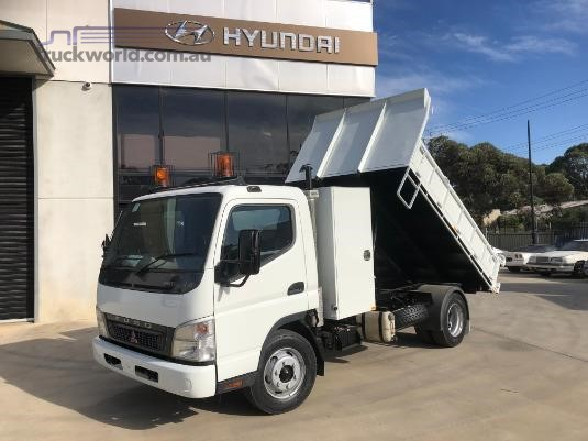 2007 Fuso Canter FE85P Trucks for Sale