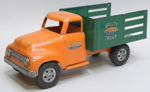 Tonka Utility Truck | Kraft Auction Service