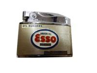 ESSO MOTOR OIL HEATING ADVERTISING LIGHTER