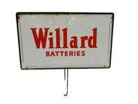 WILLARD BATTERIES SST RACK TOPPER
