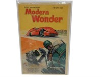1937 MODERN WONDER PAPER BOOKLET