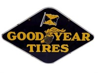 GOODYEAR TIRES DSP SIGN