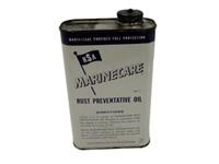RSA MARINECARE OIL 16 OZ. U.S. CAN