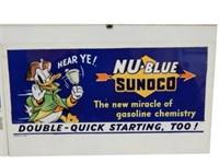 FRAMED VINTAGE SUNOCO DISNEY BLOTTERS