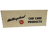WHIZ CAR CARE PRODUCTS DST RACK SIGN