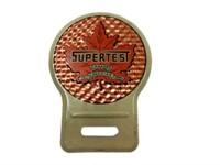 SUPERTEST  REFLECTIVE LICENSE PLATE TOPPER