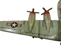UNITED STATES AIR FORCE BK250 S TOY AIRPLANE