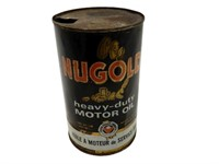 NUGOLD HEAVY DUTY MOTOR OIL IMP. QT. CAN