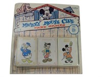 LOT OF 2 DISNEY MICKEY MOUSE 69 CENT CARD GAMES