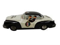 1955 HIGHWAY PATROL TV SHOW FRICTION TOY