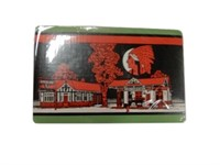 McCOLL-FRONTENAC TWO PACK PLAYING CARDS/ BOX
