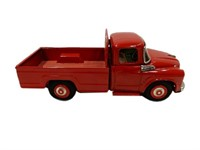 RED JUNIOR TRUCK 536 FRICTION TOY/ BOX