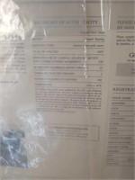 """Signed Terpning """"Medicine Horse Mask"""" Print"""