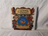 """Voyage of the Basset"" Book by James Christensen"