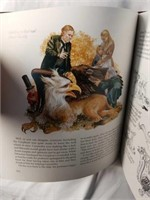 """Voyage of the Basset"" Book by James Christensen"