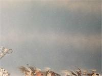 "Signed Rance Hood ""Empty Saddles"" Print #55/350"