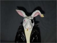 "Will Bullas ""Bad to the Bone"" Rabbit Figurine"