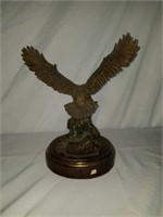 """Proud Heritage"" Bronze Sculpture by Lance Buöen"