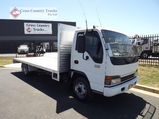 2005 Isuzu NQR 450 Cross Country Trucks Pty Ltd - Trucks for Sale