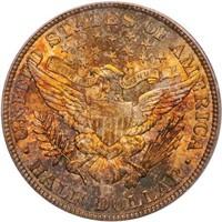 50C 1906-D PCGS MS67 CAC