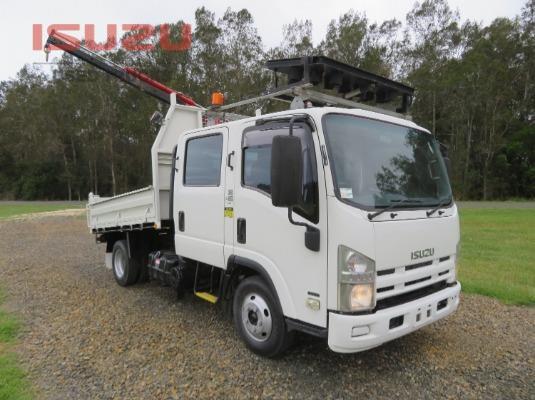 2009 Isuzu NNR 200 Crew Cab AMT Used Isuzu Trucks - Trucks for Sale