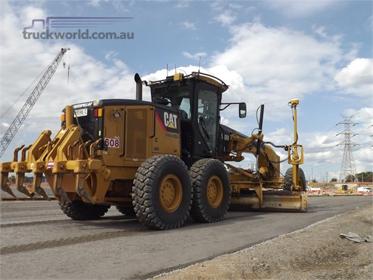 2008 Caterpillar 140M - Heavy Machinery for Sale
