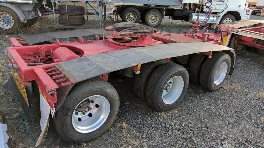 2000 Gte Tri Axle Dolly Wheellink - Trailers for Sale