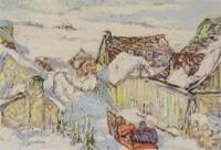 Print Painting F Hutchison & Phyllis Edmonson