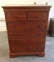 Modern 6-drawer chest-of-drawers