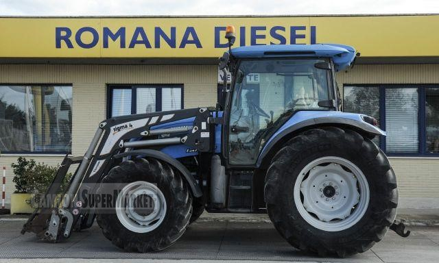 Annunci trattori vari trattori agricoli usati e nuovi in for Romana diesel trattori usati