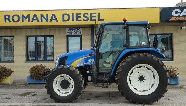 NEW|HOLLAND T5060