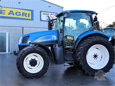 NEW HOLLAND T6030 for sale in Ireland - 13 Listings | Farm and Plant