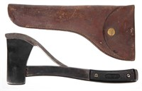 Marble's safety axe with original sheath