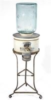Rare Shenandoah Valley Bear Lithia dispenser