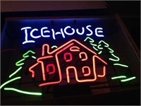 Vintage Neon Sign Auction