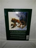 "SIGNED Bev Doolittle ""The Forest Has Eyes"" Book"