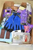 Gloves, & Hardware