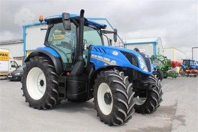 NEW HOLLAND T6 145 for sale in Ireland - 1 Listings | Farm and Plant