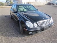 2003 MERCEDES E 320 253320 KMS