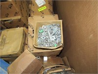 Assorted Electrical Hardware-