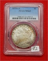 Online Only SLABBED Auction 1-1-19