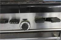 10 burner gas stove