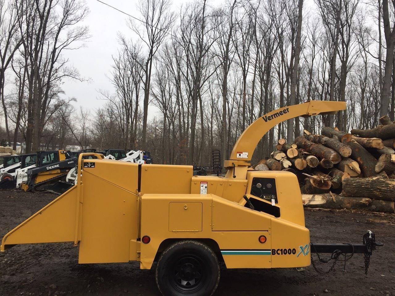 VERMEER BC1000XL For Sale in Wilmington, Delaware