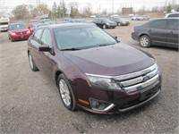 2011 FORD FUSION 229494 KMS