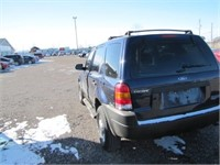 2004 FORD ESCAPE 154347 KMS