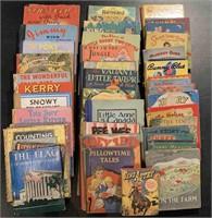 Vintage 1950s Children's Books, PopUp & More!